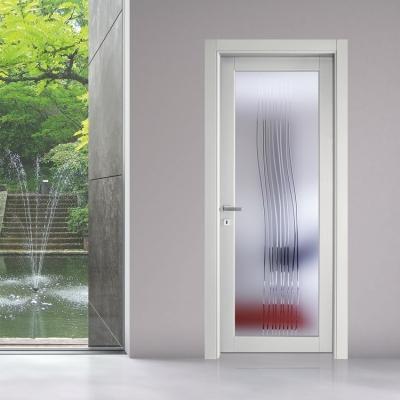 Baltimora New - Porta battente 2020V seta | Infisystem